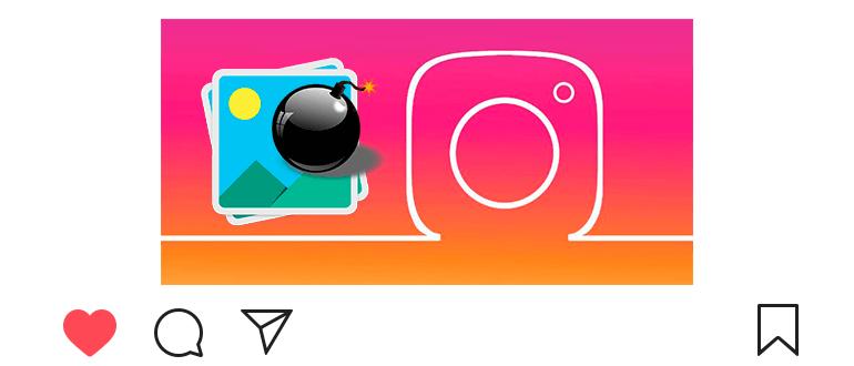 Как отправить исчезающее фото или видео в Инстаграм