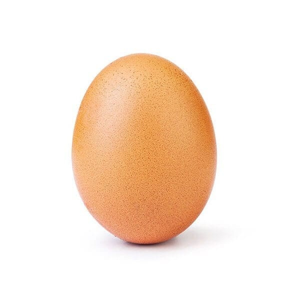 Фото яйца Инстаграм