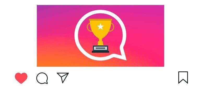 Как определить победителя в Инстаграм по комментариям