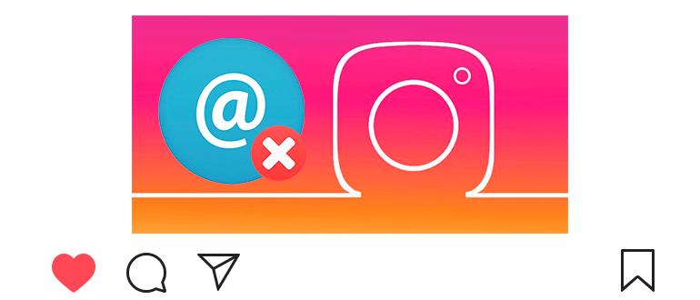 Как запретить отмечать себя в Инстаграм