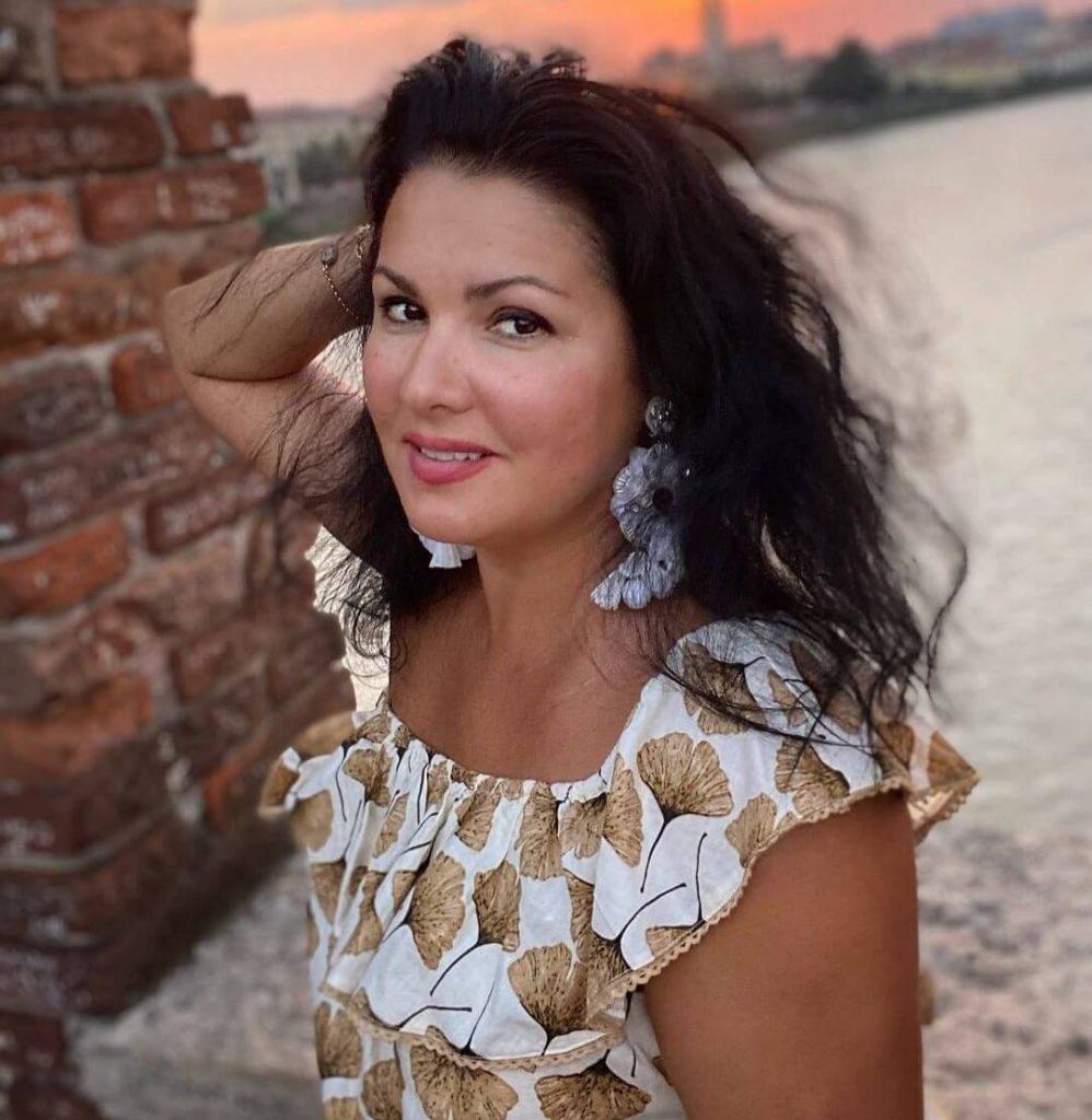 Ана Нетребко инстаграм официальный