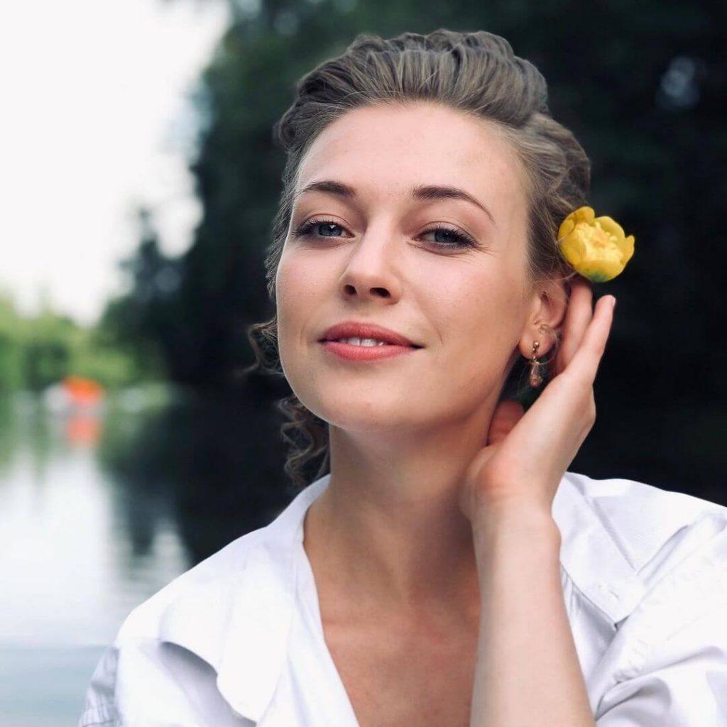 Официальный Инстаграм Александры Никифоровой